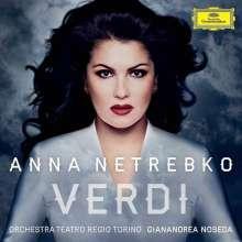 Anna Netrebko – Verdi auf CD, DGG 2013