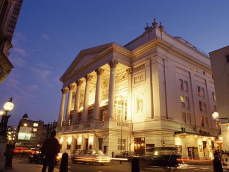 Covent garden royal opera house london operaticket for Royal opera house covent garden