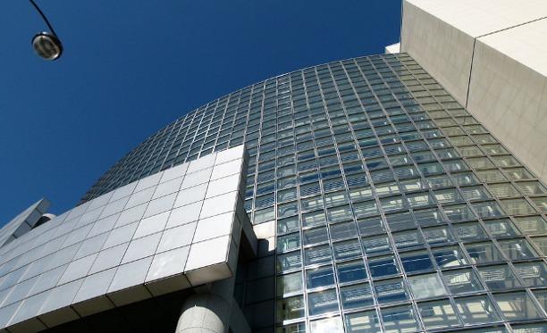 Opera Bastille Detail Glasfront